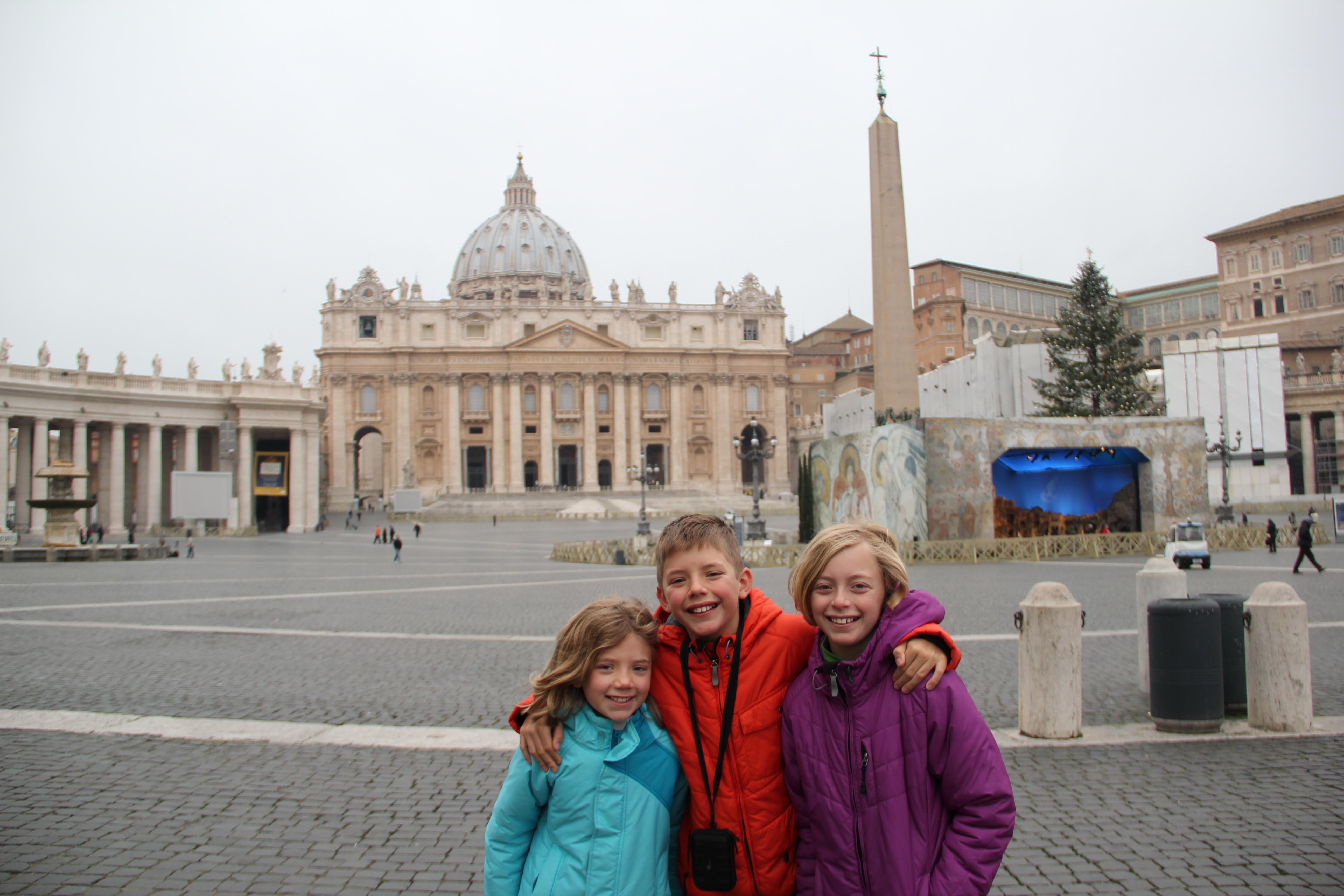 Rome & 40!
