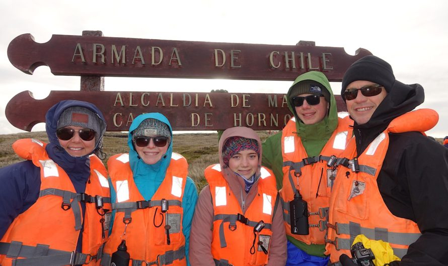 Stella Australis: Ushuaia – Punta Arenas